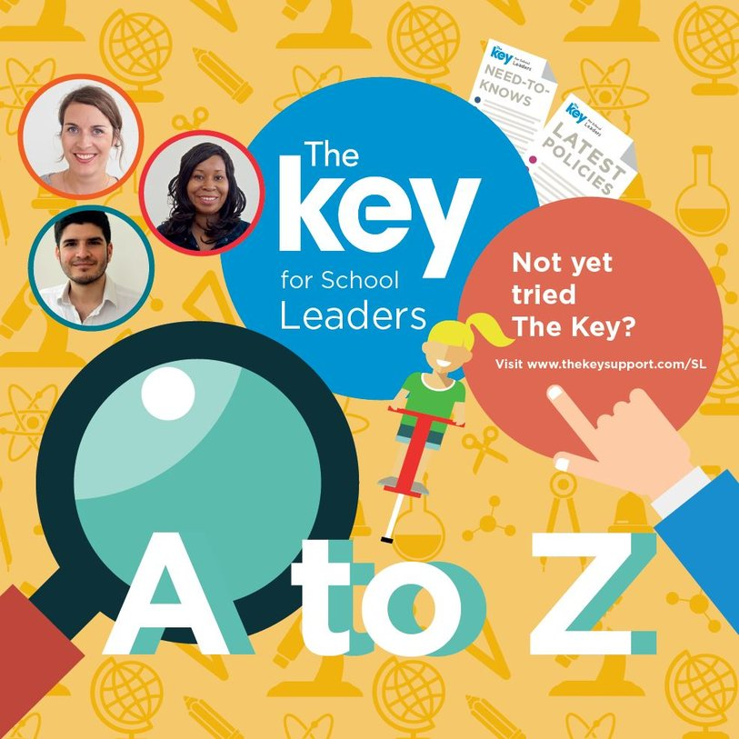 A to Z of The Key