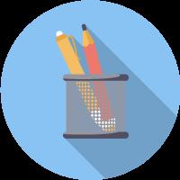 Pencils-icon
